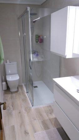 reforma de baño en meano alava 1